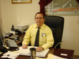Jerry Horn, Administrator of Carter County Ambulance Services.